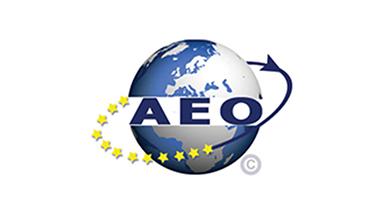 Now we are Authorized Economic Operator (AEO)