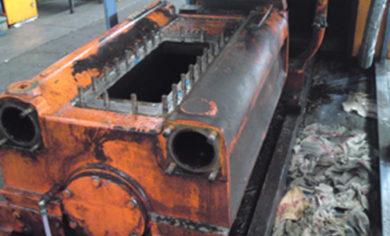 Stripped Down UV30 Pump