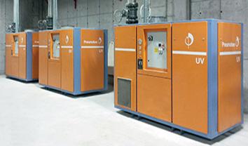 Pneumofore Rotary Vane Vacuum Pumps