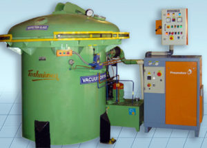 Pneumofore Rotary Vane Vacuum System for Drying at Brakes India