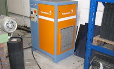 Vacuum System for Thermoforming