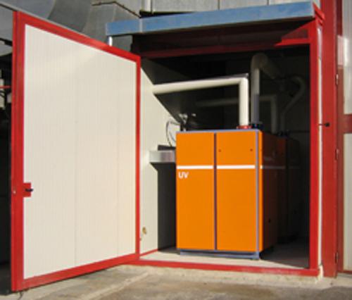Pneumofore Vacuum System for Italian Pasta Production - 2007