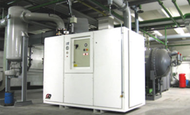 Vacuum Systems for Wiegand-Glas