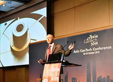 Pneumofore at Asia CanTech 2019