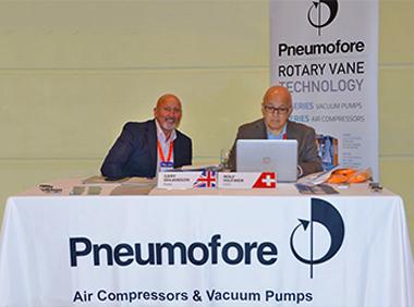 Pneumofore at Latamcan 2020