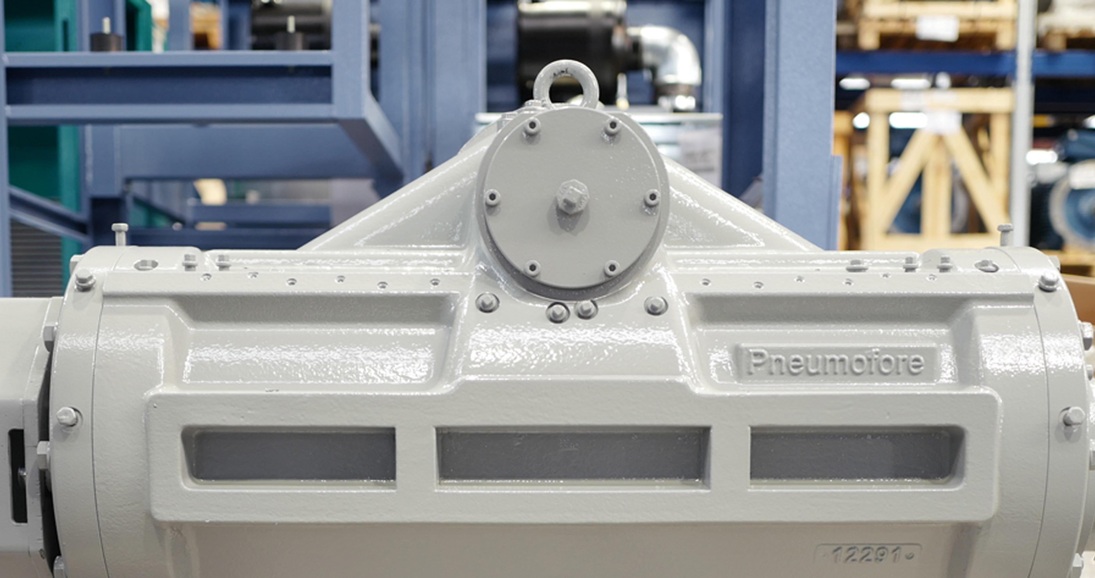 Pneumofore Gas Machines - Details
