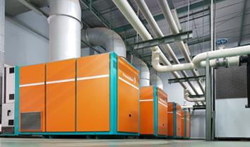 Pneumofore Rotary Vane Air Compressors